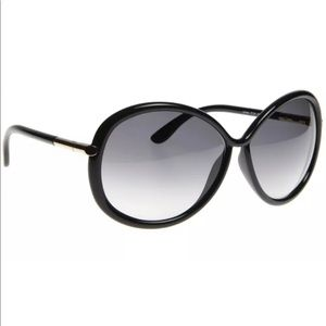 Tom Ford TF 172 01b Clothilde Sunglasses